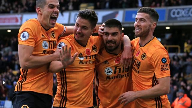 Wolverhampton - Aston Villa (Özet)