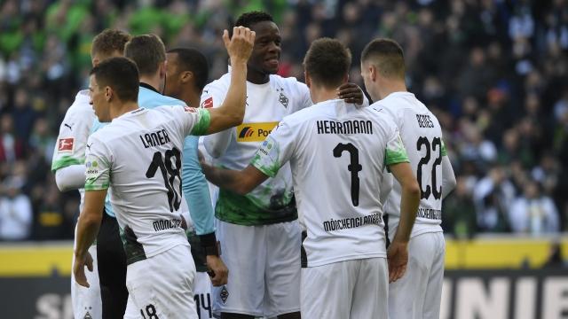 Borussia Mönchengladbach - Werder Bremen (Özet)