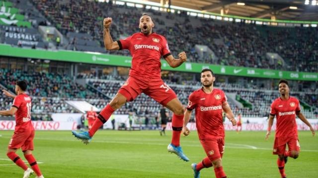 Wolfsburg - Leverkusen (Özet)