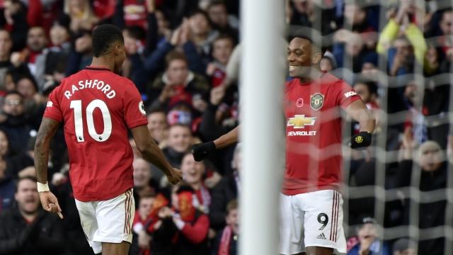 Manchester United - Brighton (Özet)