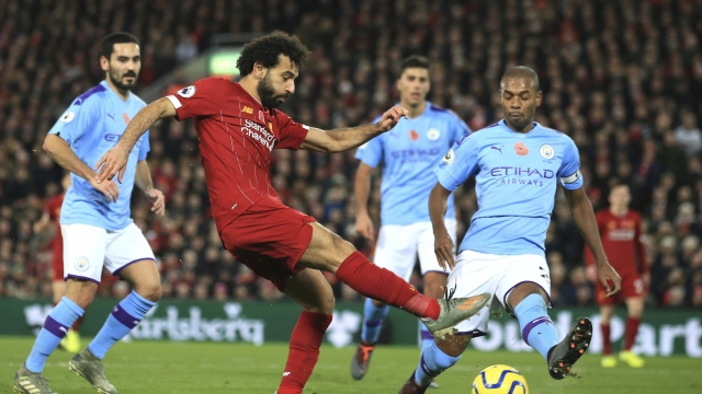 Liverpool - Manchester City (Özet)