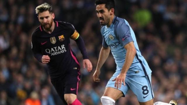 İlkay'dan Messi'ye övgü