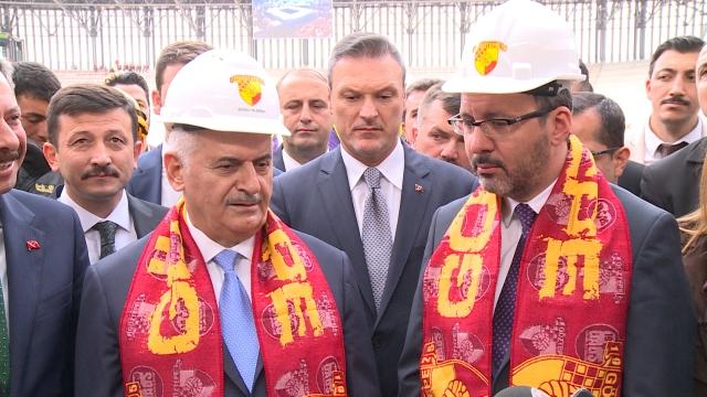 Bakan Kasapoğlu'ndan tesis övgüsü
