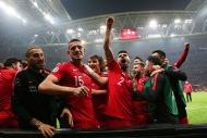 İşte A Milli Takımımızın EURO 2020 coşkusu