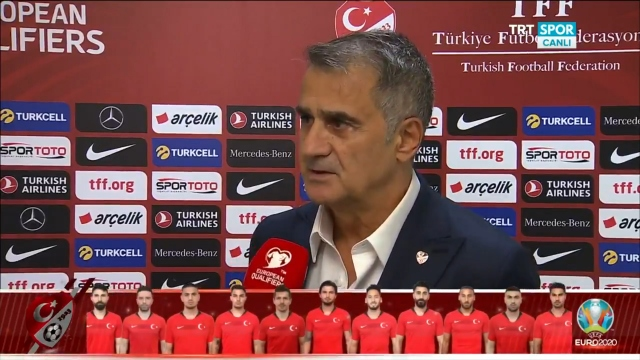 """""""Avrupa Şampiyonası'na, başarılı olmak için katılacağız"""""""
