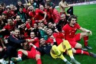 EURO 2020yi garantileyen takımlar