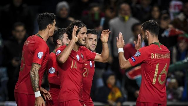 Portekiz - Litvanya (Özet)
