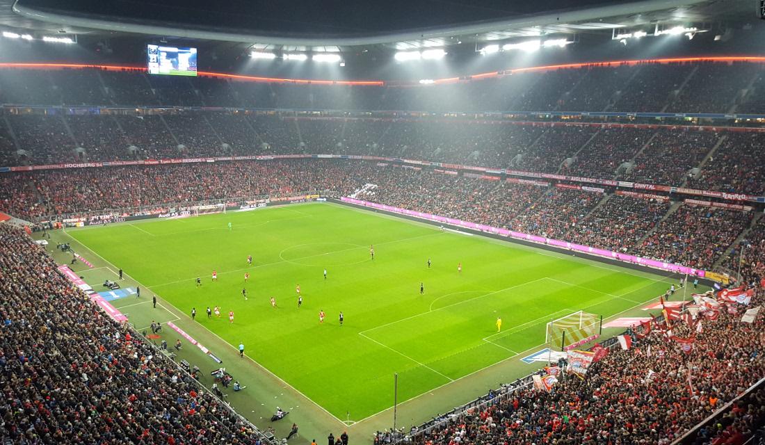 Münih   Allianz Arena