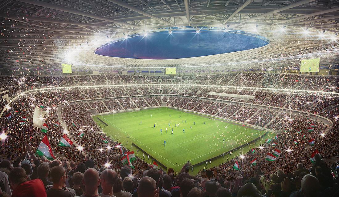 Budapeşte   Ferenc Puskas Stadyumu