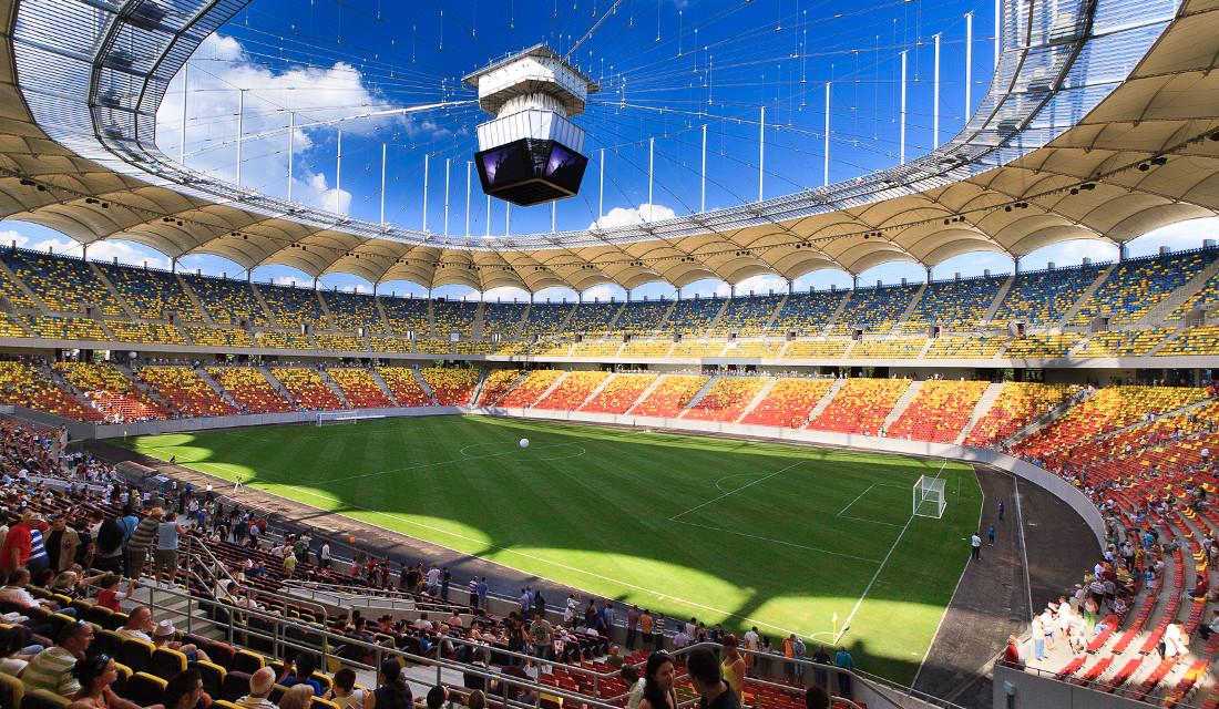 Bükreş   Ulusal Arena