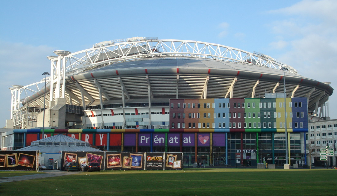 Amsterdam   Johan Cruyff Arena