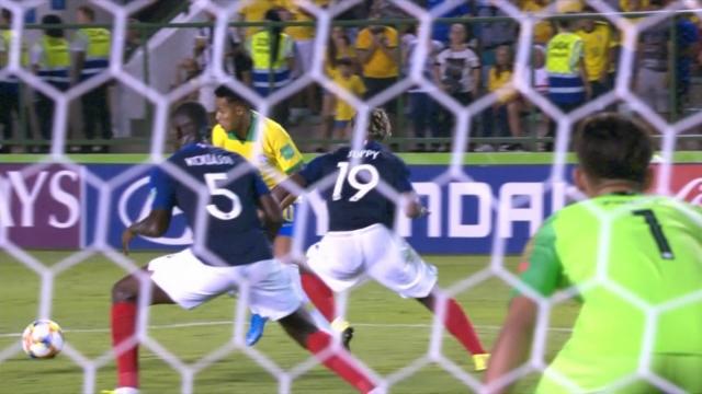 Fransa U17 - Brezilya U17 (Özet)