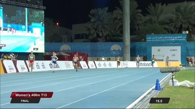 Dünya Para Atletizm Şampiyonası sona erdi
