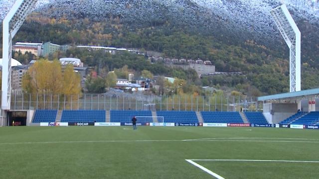 TRT SPOR ekibinin Andorra izlenimleri