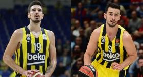 Fenerbahçe Beko'da 2 eksik