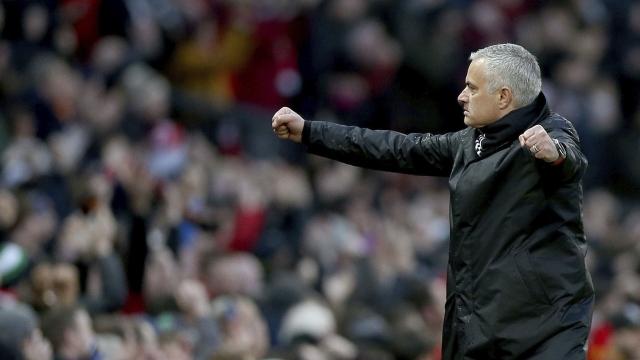 Jose Mourinho Tottenham'da