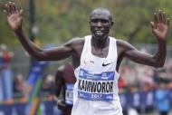 Yarı maratonda dünya rekoru