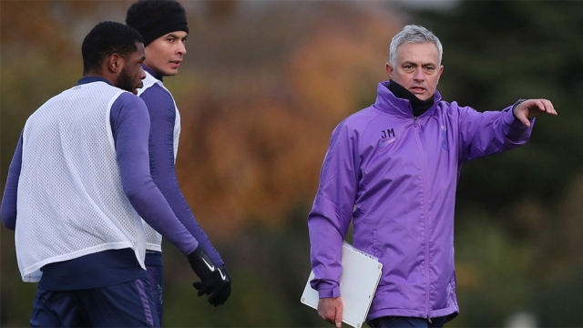 Mourinho'nun Tottenham'da ilk sözleri