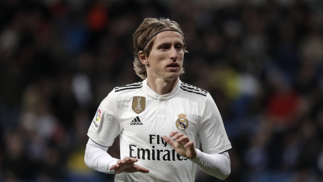 Luka Modric'ten Mbappe'ye övgü