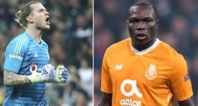 Beşiktaş'tan resmi açıklama! Karius ve Aboubakar...
