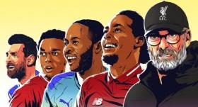 ESPN ödüllerine Liverpool damgası