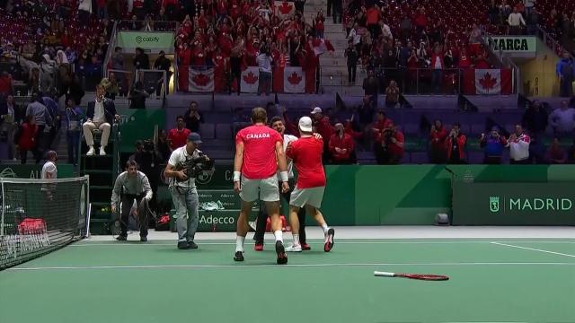 Davis Kupası'ında çeyrek final heyecanı başladı