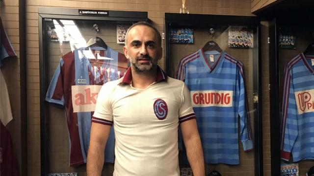 """Trabzonspor aşkıyla """"forma müzesi"""" kurdu"""