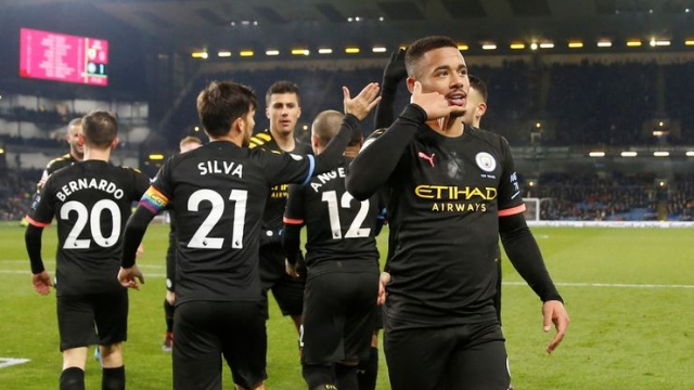 Burnley - Manchester City (Özet)