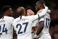 Tottenham - Burnley (Özet)