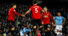 City'e United darbesi Haberi