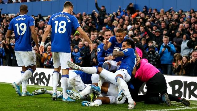 Everton - Chelsea (Özet)