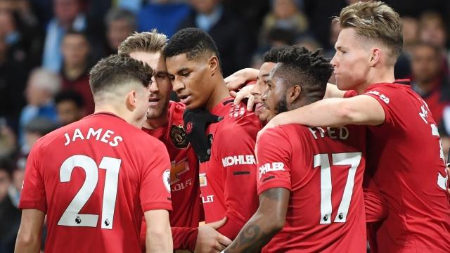 Manchester City - Manchester United (Özet)