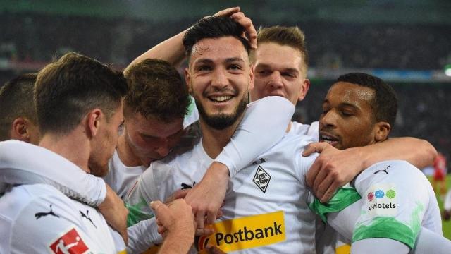Mönchengladbach - Bayern Münih (Özet)