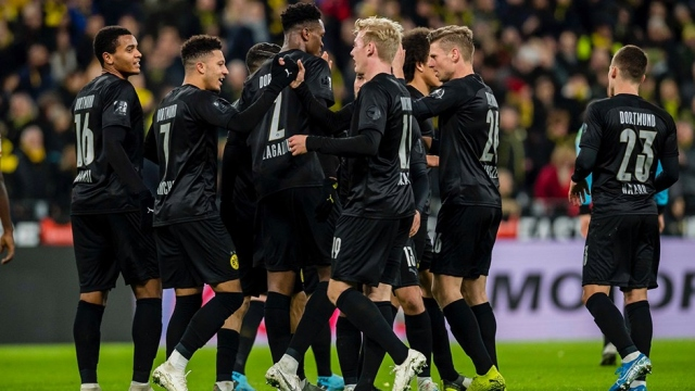 Borussia Dortmund - Düsseldorf (Özet)