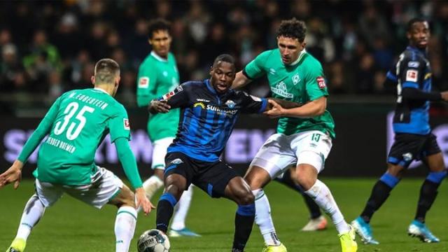 Werder Bremen - Paderborn (Özet)