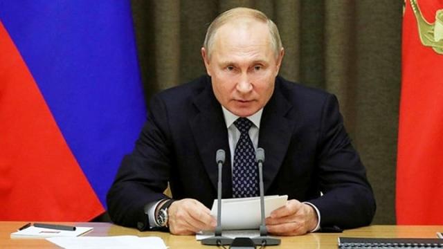 Putin'den WADA'nın cezasına tepki