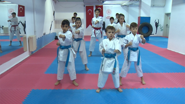 Okul - Mahalle Spor Kulübü Projesi