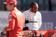 İtalyanlara göre Hamilton, Ferrari koltuğuna yakın