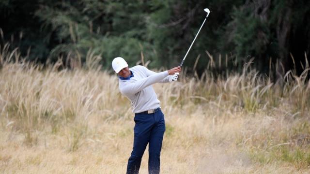 Başkanlık Golf Kupası Avustralya'da devam ediyor