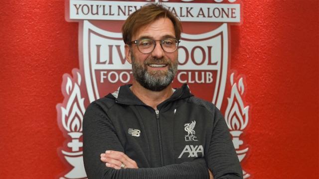 Liverpool, Klopp ile 2024'e kadar devam edecek