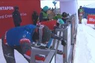 Snowboard Kros'ta dünya kupası başladı