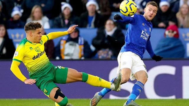 Leicester City - Norwich (Özet)