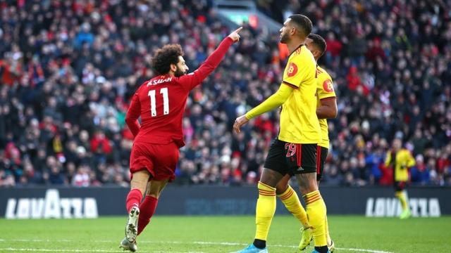 Liverpool - Watford (Özet)
