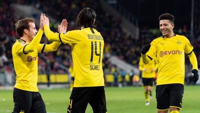 Mainz - Dortmund (Özet)