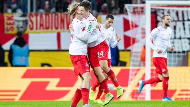 Köln - Leverkusen (Özet)