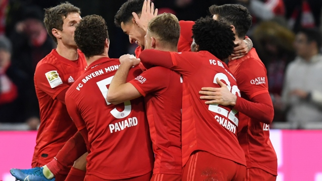 Bayern Münih - Werder Bremen (Özet)