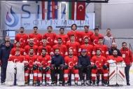 Buz hokeyinde İstiklal Marşı krizi