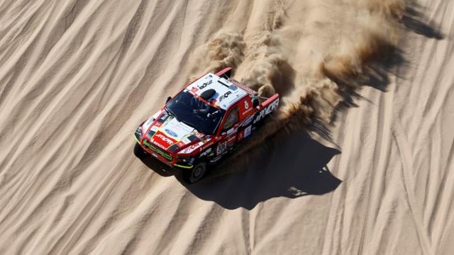 Dakar Rallisi'nin yankıları sürüyor