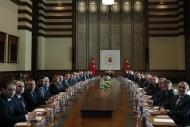 Cumhurbaşkanı Erdoğan, Kulüpler Birliğini kabul etti