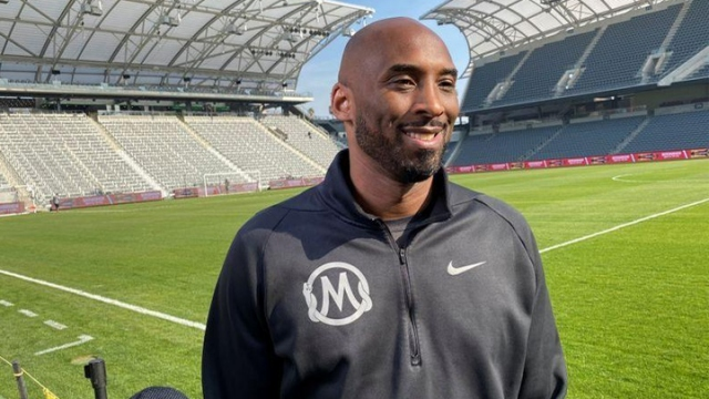 Kobe Bryant, MLS ile ortaklık yaptı